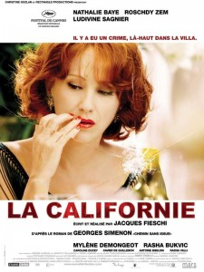 Californie_Affiche