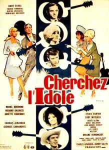 Cherchez l'idole_ Michel Boisrond (1963)