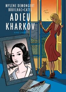 Adieu Kharkov - Couverture