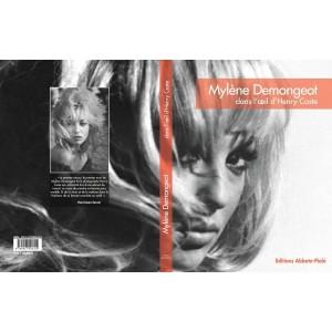 Mylene Demongeot dans l'oeil d'Henry Coste - Couverture