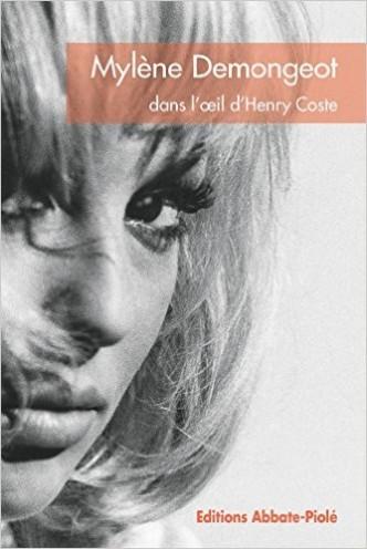 Mylène Demongeot dans l'oeil d'Henry Coste